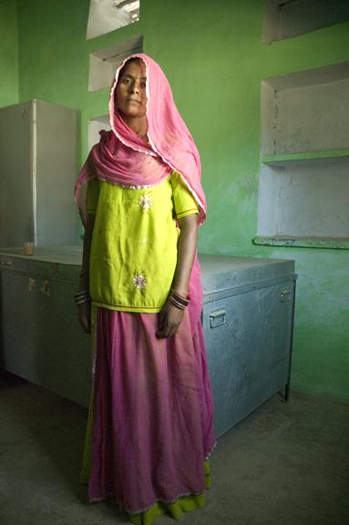 Santosh Kanwar photo by Eduardo Sciammarella